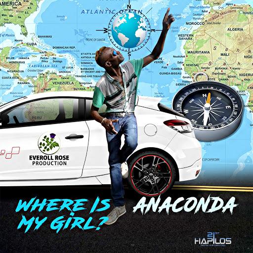 Anaconda альбом Where is My Girl