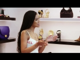 Jhené Aiko Shops for the Perfect Pair of Heels Heel Hunters Harpers BAZAAR