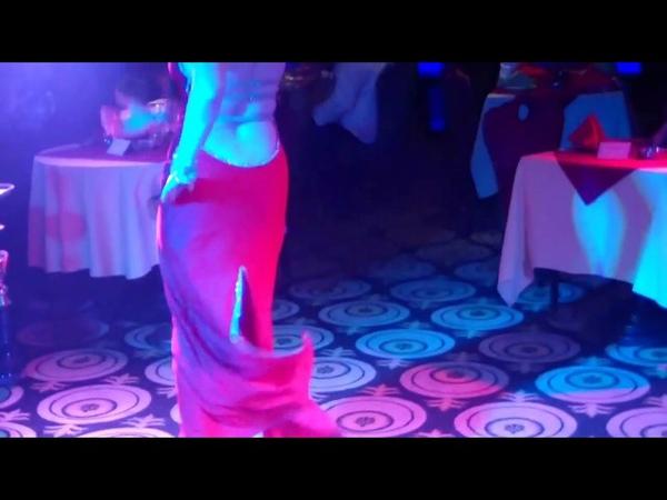Ksenia Assal bellydancer Cairo blue nile