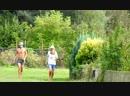 Bieg 100 km boso po trawie‼ Zakończenie lata WEGE MOC‼
