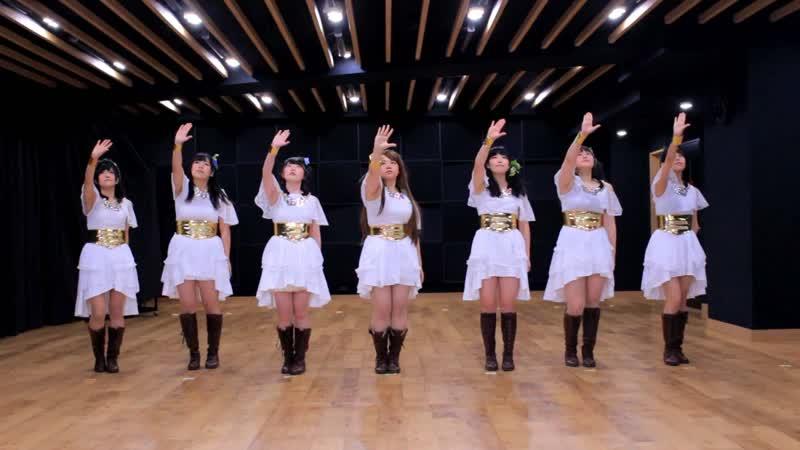 【WakeUp,Girls!】Beyond the Bottom 踊ってみた【MakeUp,Girls!】 sm34646757
