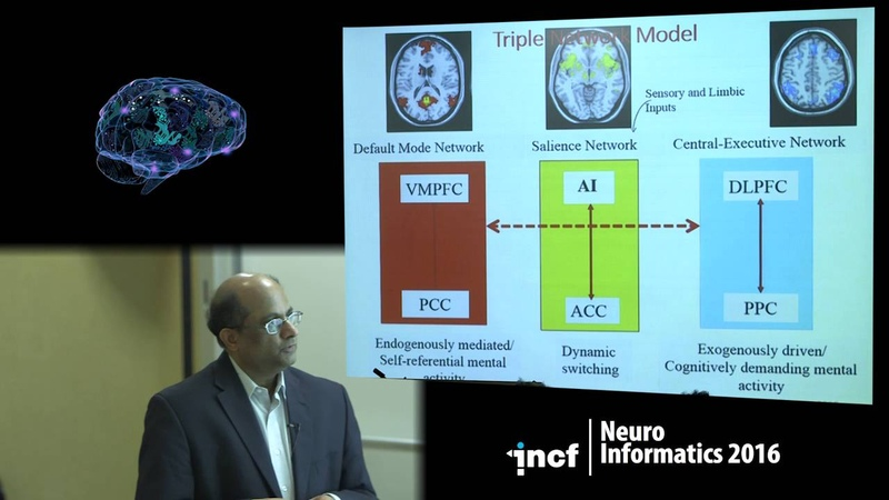 Vinod Menon - Typical and atypical development of large-scale brain networks [2016]