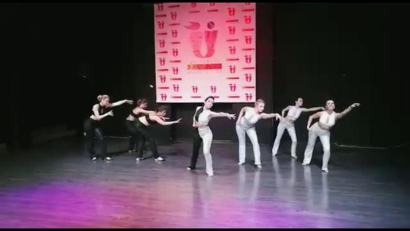 Magic Glance (Dance project / Lady style) Choreo: Irina Petyaksheva