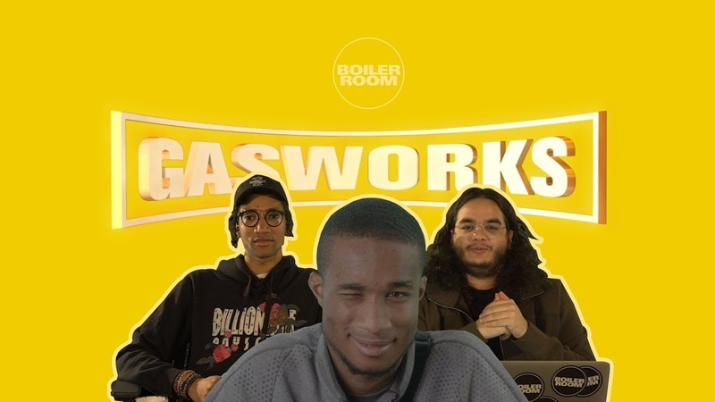 KwayorClinch talks Estate Agent drill, school drop outs The North / South Ldn Divide | GASWORKS