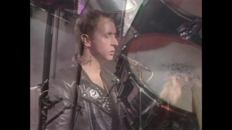 Judas Priest United 1980 Live On BBC Performance Full HD 1080p группа