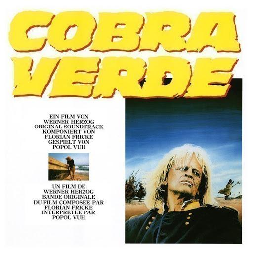 Popol Vuh альбом Cobra verde (Original Motion Picture Soundtrack)