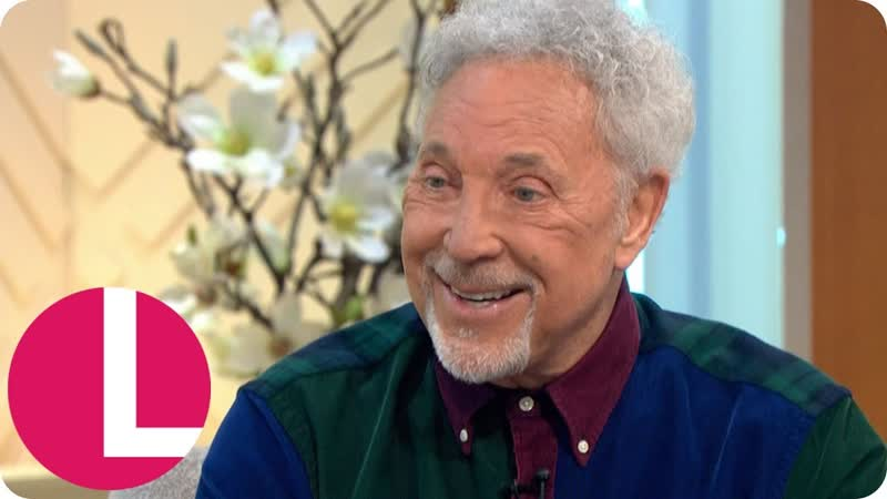 Lorraine: The Legendary Tom Jones Says 'It's Not Unusual' Was Never Meant for Him