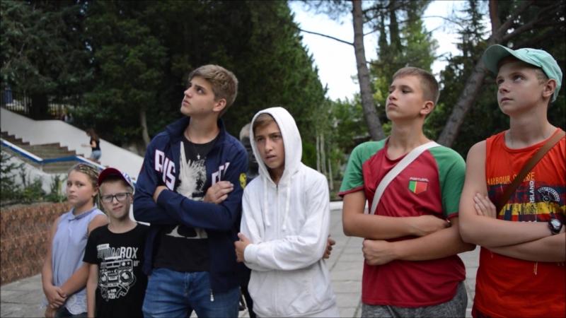 11 отряд - Швединг (3 смена 2018)