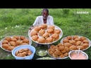 Добрый дедушка Grandpa Kitchen бесплатно готовит огромные порции еды для детей-сирот в Индии.