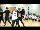 180709 Soonhoon's 'Bring It' rehearsal
