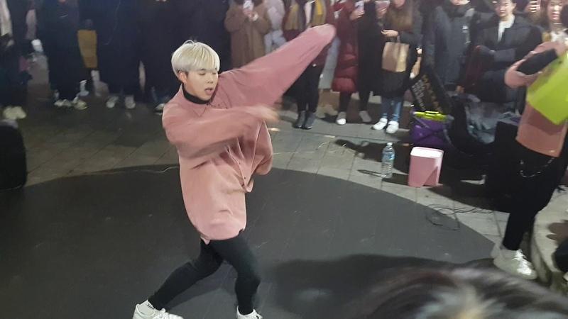 [MAXXAM] 190215 이찬욱 - Love Shot (EXO cover)