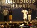 Marty Kudelka Ryan Chandler на мастер классах Monsters Of Hip Hop Jusin Timberlake My Love