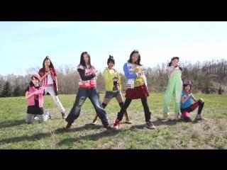 PEACEFUL - START!! PV short ver. (NMB48 Hori Shion)