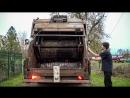1973 Kenworth Hustler GarWood LP 900 Garbage Truck