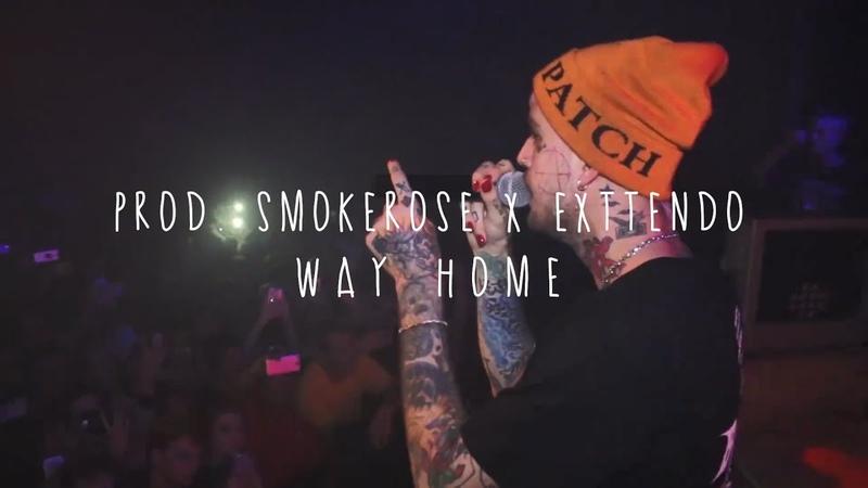 [FREE] Emo trap x Lil Peep type beat way home (prod. by smokerose x exttendo)