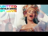 Natalia Oreiro - United by love (Russia 2018) [Official Video]