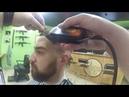 Мужская стрижка Мид Фейд Цезарь Mid Fade Caesar Haircut