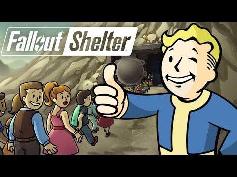 Ключ на старт Fallout Shelter on PS4