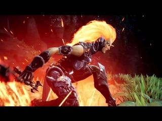Darksiders 3 - Enter the Flame Hollow