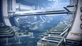 Mass Effect Ambience Citadel Presidium Commons Dreamscene (Relaxation, ASMR, White Noise)