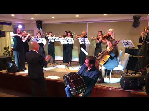 Chamber orchestra «Chamberries»Luis BACALOV Il Postino ;bandoneon strings