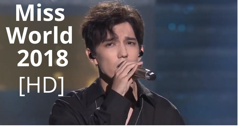 Dimash Димаш Кудайберген MISS WORLD-2018/08.12.18 [HD]