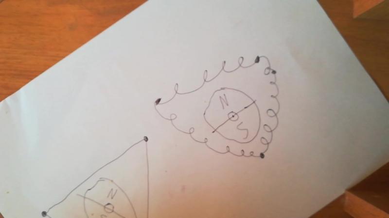 Способ передачи тока по трём фазам