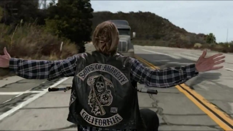 Sons of Anarchy - Come Join the Murder