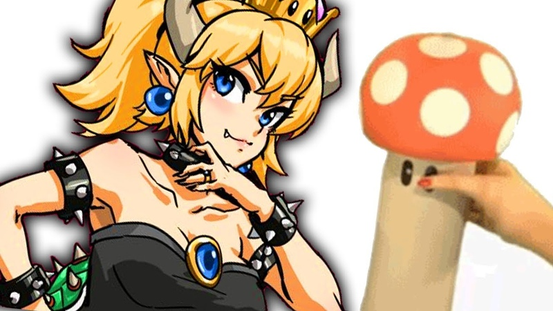 BOWSETTE IS TAKING OVER THE INTERNET. (Princess Peach Bowser) クッパ姫