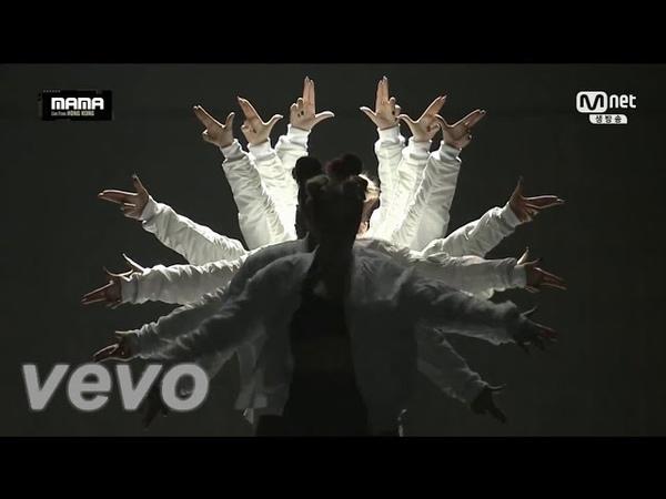 BIGBANG - '뱅뱅뱅(BANG BANG BANG)' in 2017 MAMA