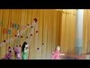 Шәрык биюе- Фазылҗанова Рамилә һәм Садикова Сөмбел