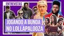 The NBHD, Khalid e mais cantam funk no Lollapalooza