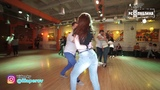 Ilya Perov and Svetlana Levchenko Salsa Dancing in Respublika Dance Club, Saturday 14.04.2018
