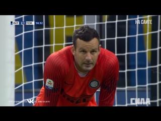 «Интер» - «Торино». Гол Андреа Белотти