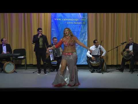 CAIRO MIRAGE 2018 GALASHOW OPENING ELENA ISKANDEROVA