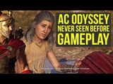 Assassin's Creed Odyssey Gameplay NEVER SEEN BEFORE Scenes Show Choices &amp More (AC Odyssey Gameplay)