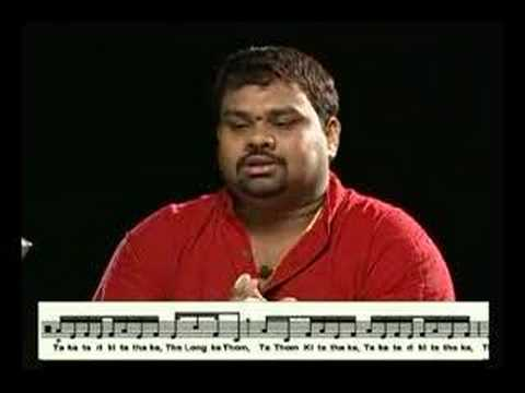 Amazing Indian Percussion - 3 (Vocal Percussion Lesson - Konokkol)