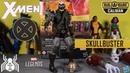 Marvel Legends: SKULLBUSTER (X Men Wave 4 Caliban BAF Figure Review)