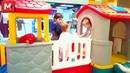 Маша в игровой ЛОТОС PLAZA Indoor Playground Family Fun