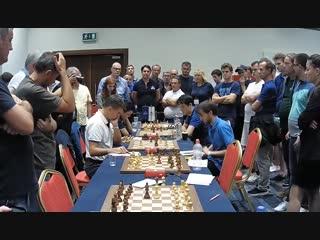 Grandelius, Nils - Andreikin, Dmitry / European Club Cup Round 6