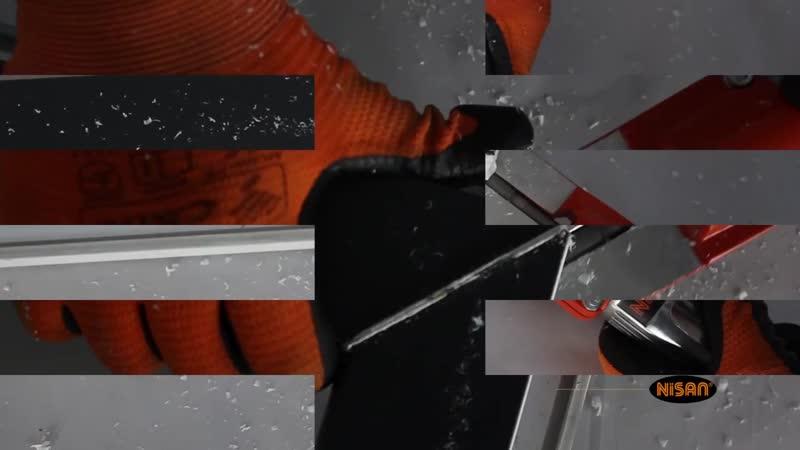 Nis 05 - Dış Köşe Temizleme Makinası - Outer Corner Cleaning Machine