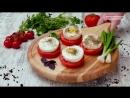 Яичница с помидорами | Больше рецептов в группе Кулинарные Рецепты