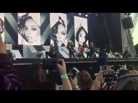 Little Mix - Touch/Reggaetón Lento (Summer Hits Tour) KCOM Craven Park, Hull