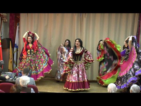 Хабарка. Театр цыганского танца и песни «ШАТРИЦА». 05.03.2018.