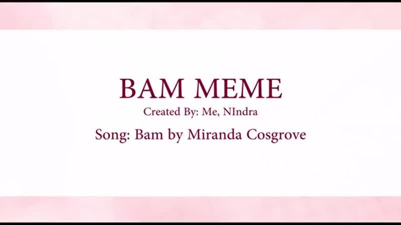 BAM Sonamy Meme.mp4