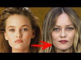 Vanessa Paradis Change from childhood to 2018