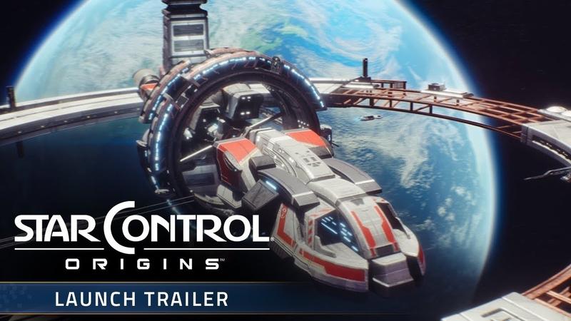 Star Control®: Origins™ - Launch Trailer