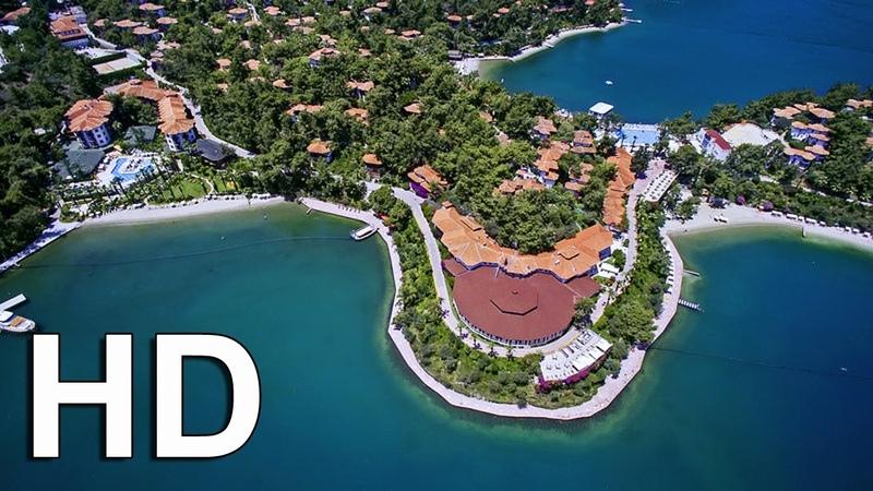 Club Hotel Letoonia Fethiye Türkei