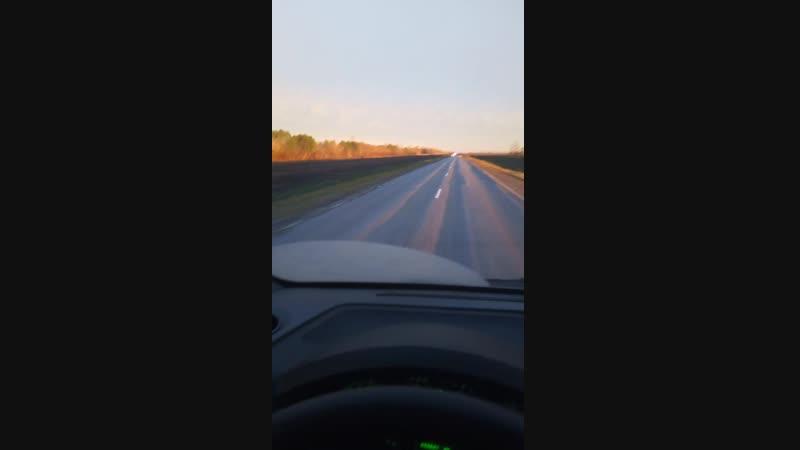 Дорога на Шадринск