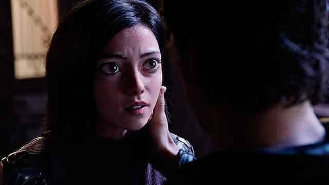 Алита: Боевой ангел  - скриншот фильма №2
